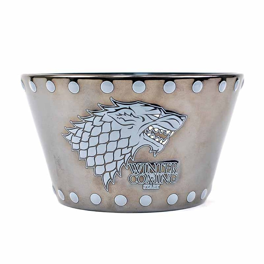 Bol Game of Throne Stark & Stud relief