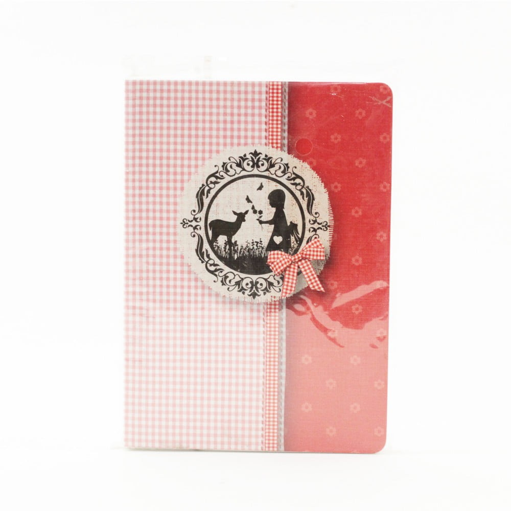 Carnet de notes Brunnen rouge