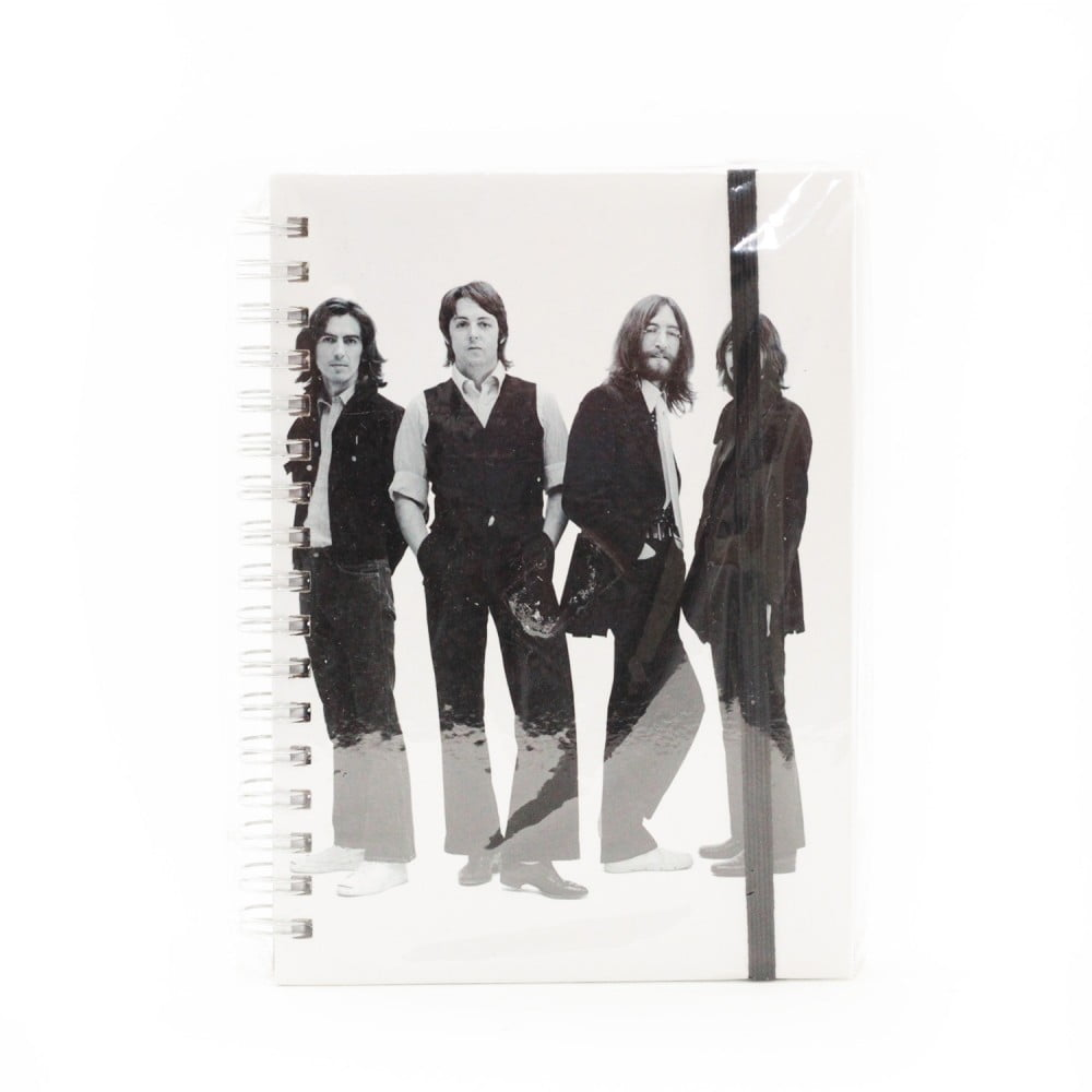 "Carnet de notes ""Beatles"" Groupe"