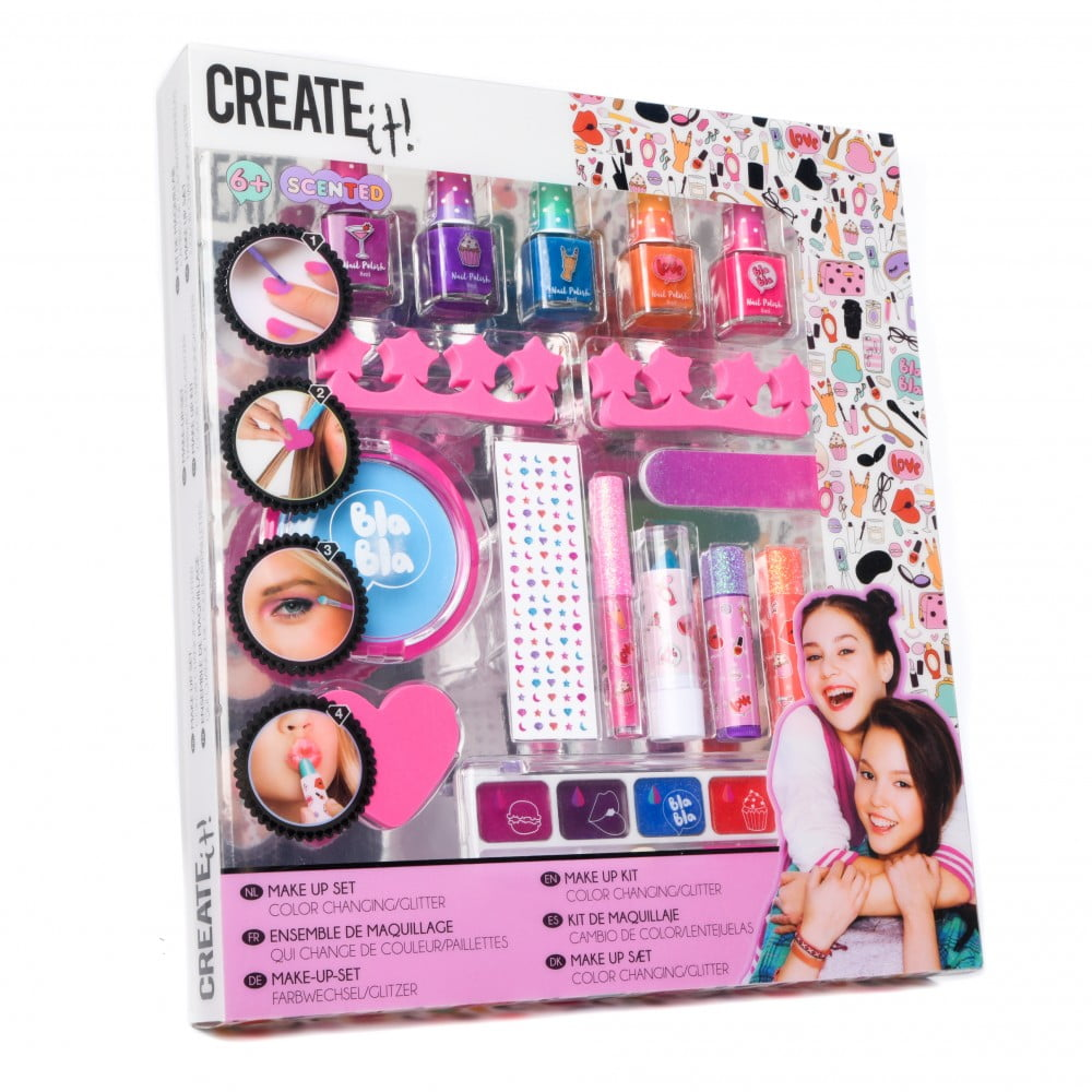 Coffret maquillage Deluxe