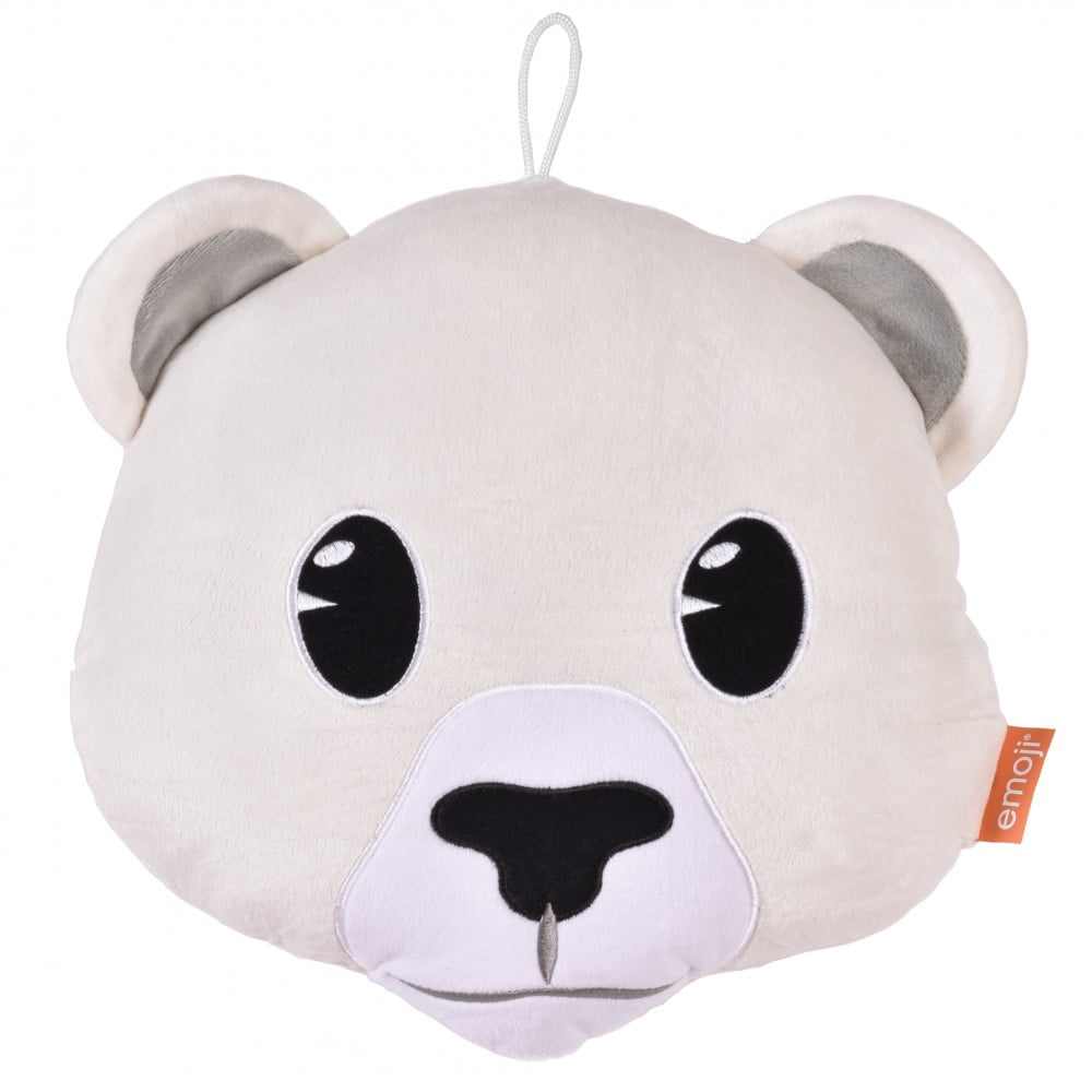 Coussin Animoji Ours Polaire
