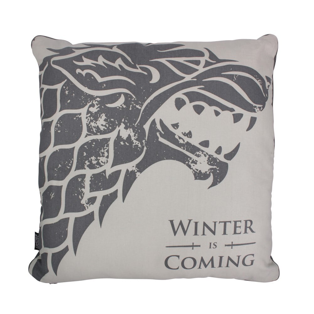 Coussin Game of Throne Stark