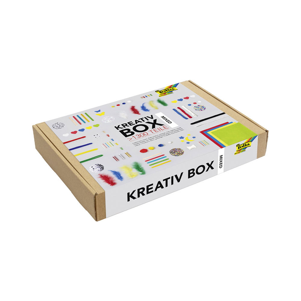 Kreativ box Mixed
