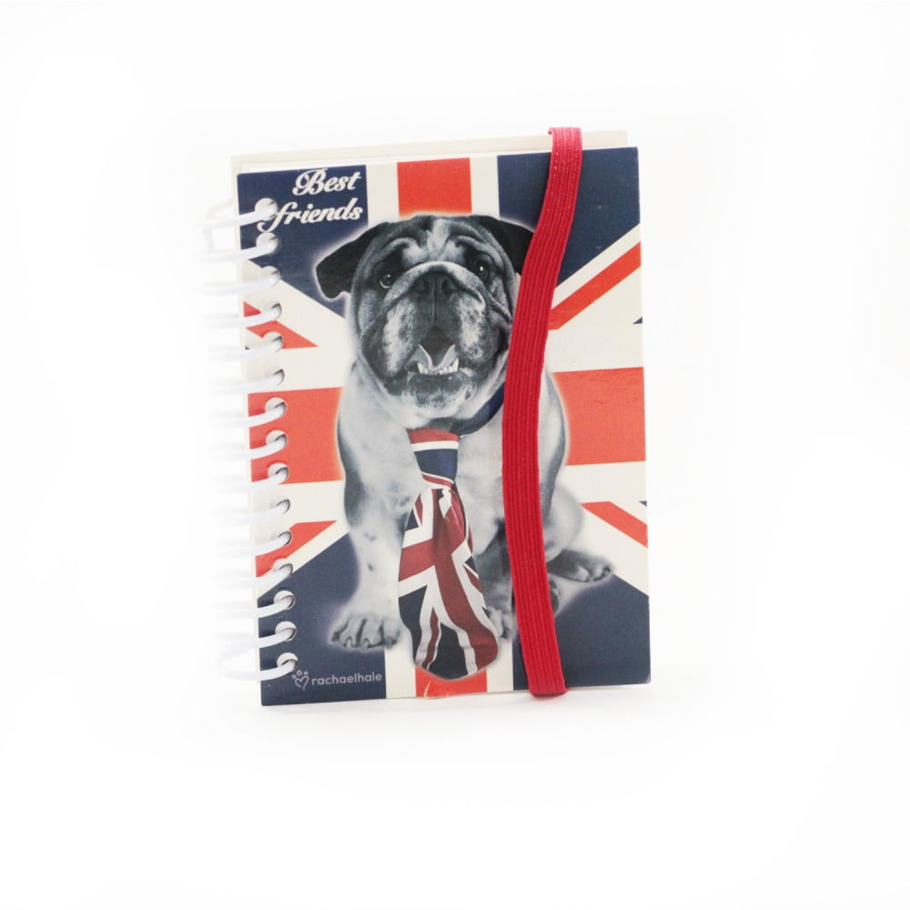 Mini bloc Bouledogue drapeau