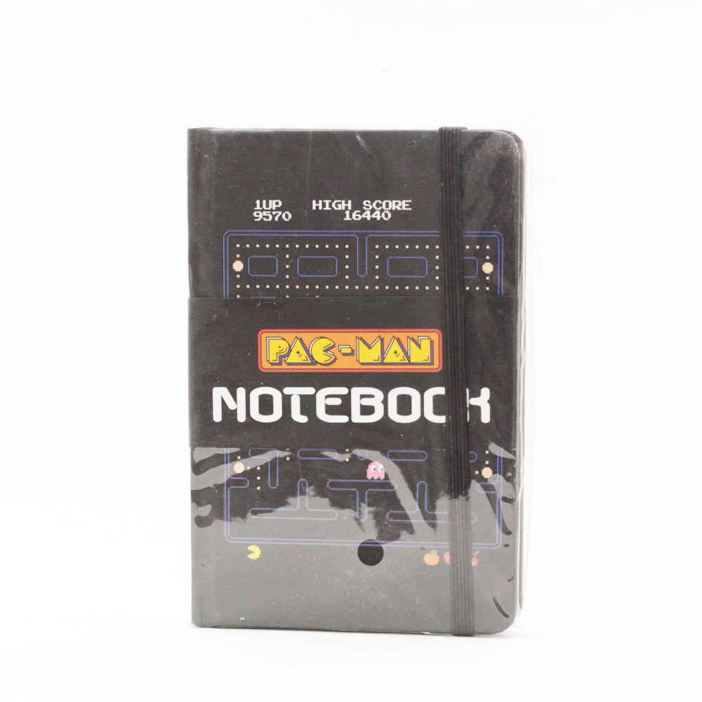 Notebook Pac Man