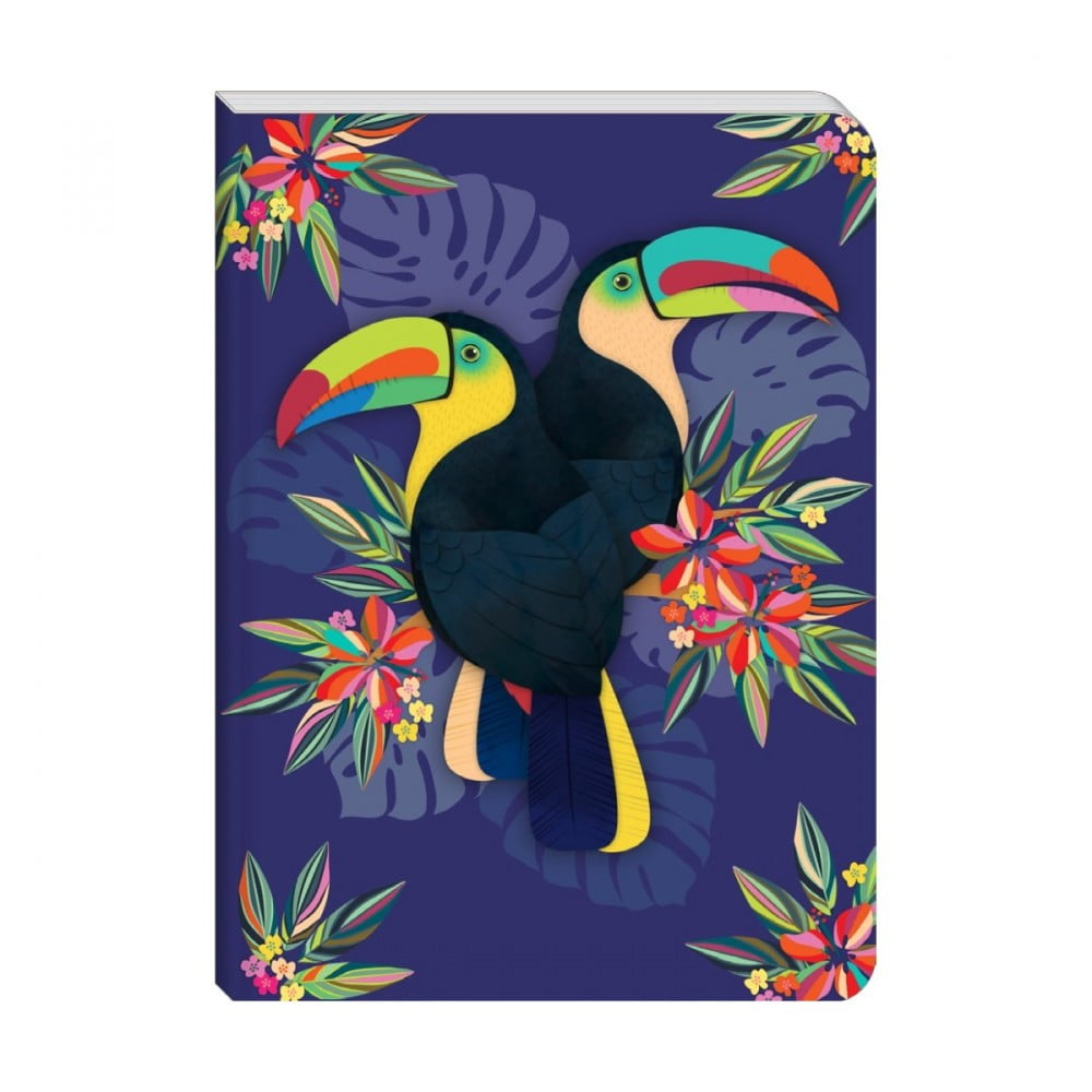 Notebook Toucans