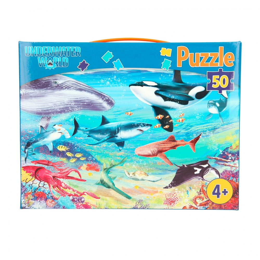 Puzzle Dino World Underworld