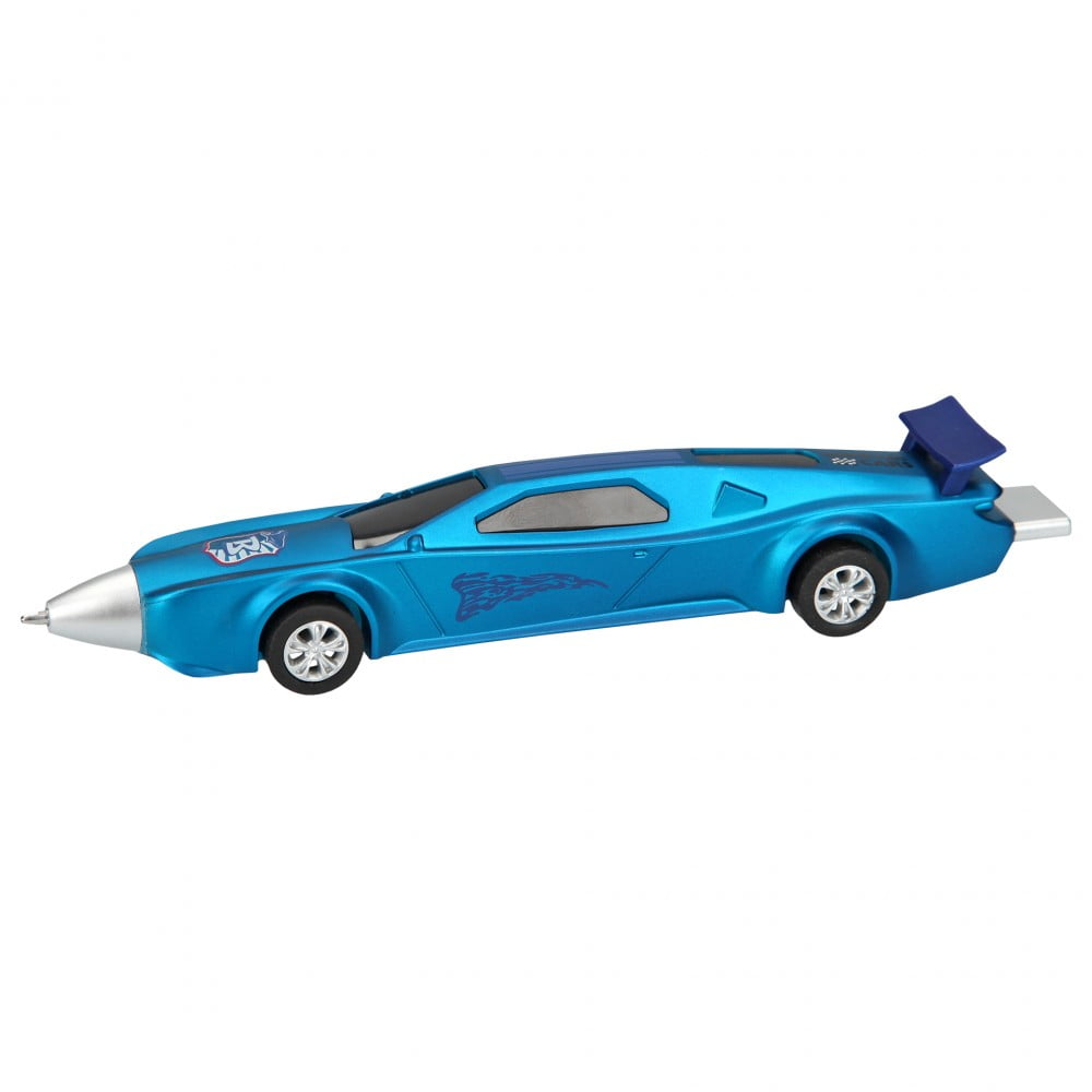 Stylo Monster Cars bleu